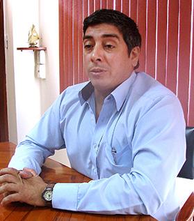 Edwin Moncayo, Director del INP
