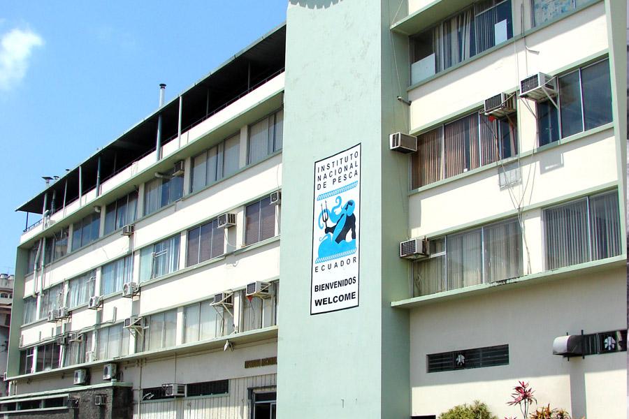 instituto nacional de pesqueria Guayaquil