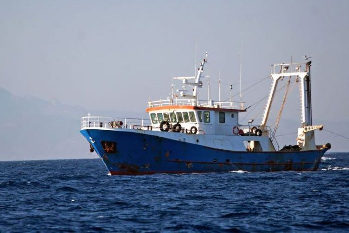 Capturado buque chino practicando pesca ilegal en reserva de Galápagos