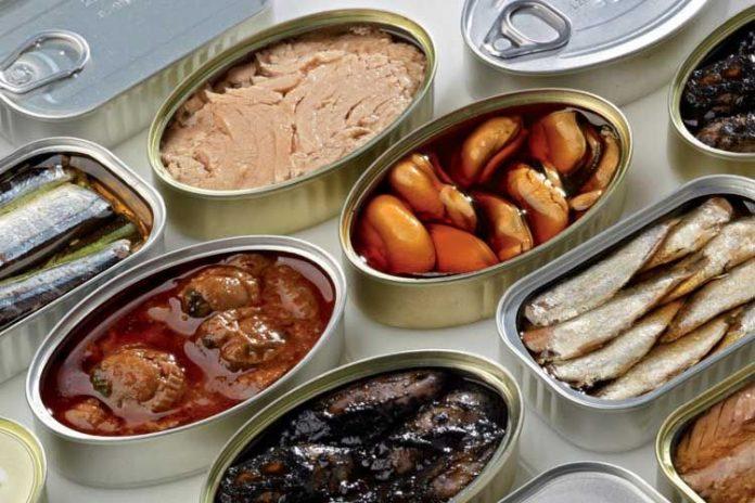 El futuro de los productos de mar en conserva
