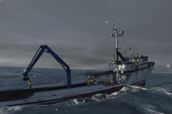 Pesca industrial en vídeojuegos otra visión del mercado